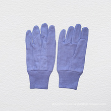 Мини-Пунктирной Запястье Руки Knit Хлопка Работы Перчатки