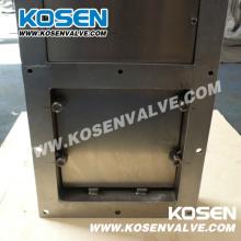 Cast Steel Manual Square Gate Valves