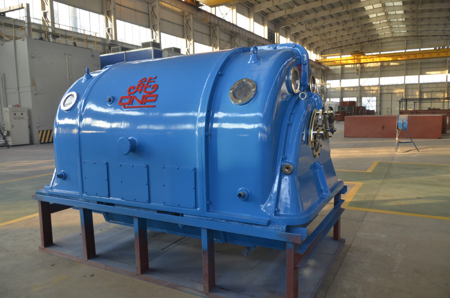 Steam Turbine Generator (9)
