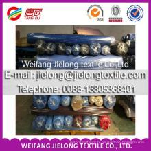 Usine teinte directe T / C twill foret Stock de tissu pour vêtements de travail