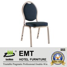 Metal Frme Beliebte Hotelmöbel Benquet Chair (EMT-507)