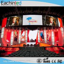 Live-Event-Produktion Gebogene Indoor P3.91Led Bildschirm