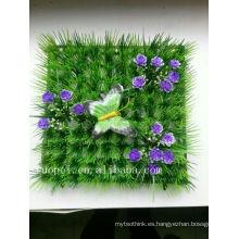 proveedor de china césped de césped artificial con flor