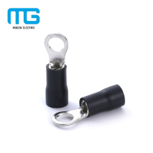 Aluminium Electric Cable Insulated PVC Ring Terminal Lug