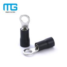 Terminal de cabo de alumínio isolado terminal de anel de PVC