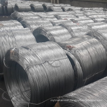 Discount!Various Gauge 500KG/Coil Hot Dipped Galvanized Iron Wire,Low Carbon Galvanized Steel Wire Price Per Kg