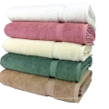 2015 Luxury Hotel & Spa Towel 100%cotton white bath towel from china wholesale