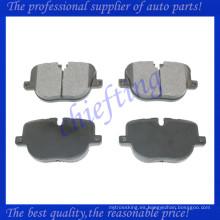 FDB4106 LR015577 LR025739 0986494409 Pastilla de freno automática DB2207 para Land Rover