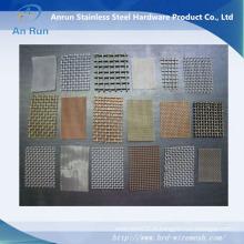 Tous les types d'usine de mailles métalliques à sertir à la main