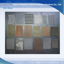 All Kinds of Materal Crimped Wire Mesh Factory