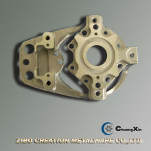 High quality auto spare part die casting alloy aluminum bracket