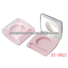 Cute Square powder compact case