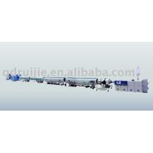 Maquinaria plástica de tubulação de PA/PP/PE