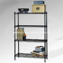 Verstellbarer DIY beweglicher Metalldraht-Buch-Rack-Preis (LD9035180A4E-B)