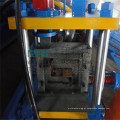 FX permutável cz purlin formando máquina