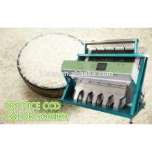 Bester Preis Long Life Qualität CCD-Kamera Farbsortierer / Reis Sortiermaschinen / Reis Mühle Maschine