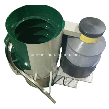 Vibratory Bowl Feeder Automation Design