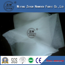 Tissu non tissé hydrophile de Ss pour la couche-culotte, non-tissé de Ss