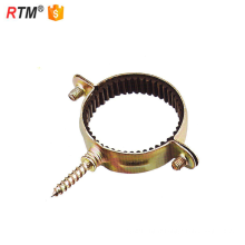 A17 3 15 m7 soudage type collier de serrage avec du caoutchouc