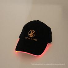 Горячие продажи привели бейсбол cap свет высокого качества бейсбол cap свет