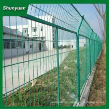 Заборная сетка из проволочной сетки / покрытая пвх сетка из Китая