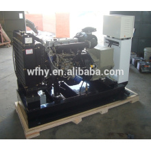 Open skid type power generator 70kva