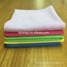 Single side Warp knitting Terry Microfiber Floor Cleaning Cloths Single side Warp knitting Terry Microfiber Floor Cleaning Cloths