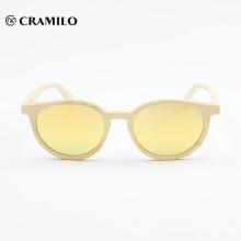 gafas de sol de madera más populares gafas de sol de bambú para niños