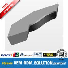 Reibungskoeffizient Carbide Blade Profil Design