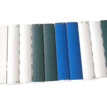 powder coated aluminum profile fabricing roller shutter door aluminium profile