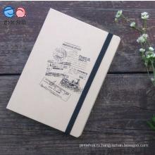 Офисная поставка 36k Крафт-бумага Moleskine Notebook с эластичной лентой