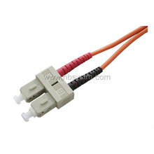 SC/PC Multimode Duplex Pigtail With clipper