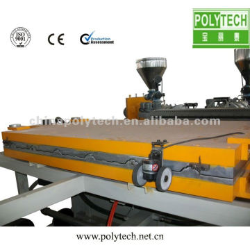 PVC Roofing Plate Extrusion Line