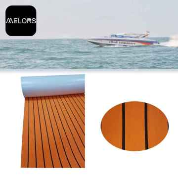 Melors Synthetic Teak Flooring Boat EVA Marine Sheet