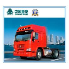 Sinotruk HOWO 4 X 2 Cabeça de trator de caminhão pesado com ABS