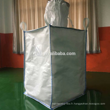 sac FIBC antistatique de type B - avec doublure de sac en vrac, formant une doublure PE dans un GRVS avec bec verseur