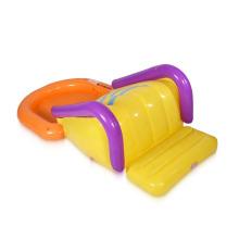 Индивидуальный надувной детский бассейн с горкой