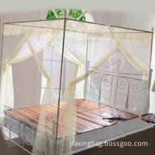 Outdoor Mosquito Net, Made of Polyester with Ventilated Polyester Fabric at Bottom