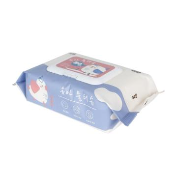Personal Care Biodegradable Organic Baby Wet Wipes