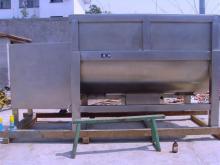 एल डी एच लीकेज पाउडर क्षैतिज रिबन मिक्सर मशीन