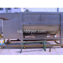 LDH Powder Horizontal Ribbon Mixer Machine