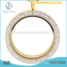 Pendentifs pendentifs en filigrane en or, imam ali locket