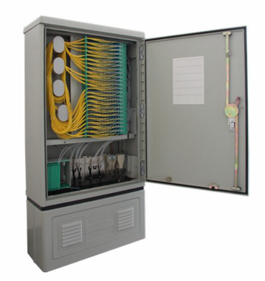 Fiber Distribution Box Stainless Steel