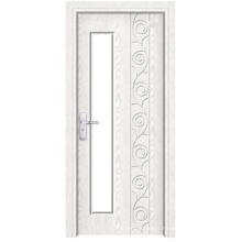 Porta interior do PVC feita em China (LTP-6034)