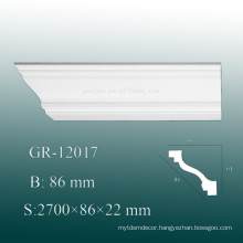 Factory Price PU ceiling Crowns Cornice Mouldings
