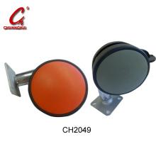 Black Grey Industrial Break Rubber Caster Wheel (CH2049)