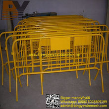 High Quality Powder Coated Removable Barriers