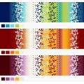 Tissu en microfibre de polyester à 100% pour les draps