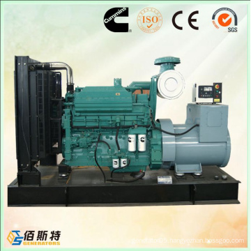 Cummins Brand Open Type Power Generation Diesel Set 350kw