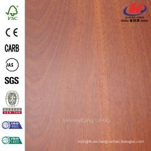 2440 mm x 1220 mm x 8 mm Alta calidad CE Malasia UV Panting Finger Junta Panel